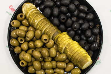 Corropolese Mixed Olive Tray
