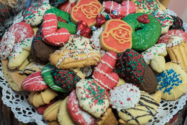 Corropolese Cookies & Assortment Cookie Trays